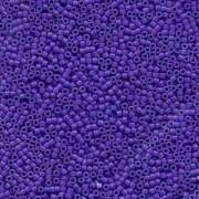 Miyuki Delica Beads 1,6mm DB0661 opaque Bluish Purple 5gr