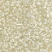 Miyuki Delica Beads 1,6mm DB0672 Ivory Satin Silk ca 4gr.