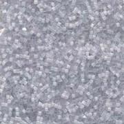 Miyuki Delica Beads 1,6mm DB0677 Pale Grey Blue Silk Satin 5gr