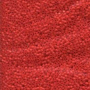 Miyuki Delica Beads 1,6mm DB0727 opaque Light Red 5gr