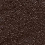 Miyuki Delica Beads 1,6mm DB0734 opaque Chocolate Brown 5gr