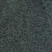 Miyuki Delica Beads 1,6mm DB0749 transparent matt Grey 5gr