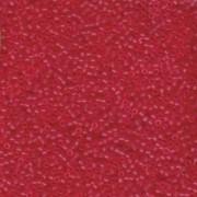 Miyuki Delica Beads 1,6mm DB0780 Transparent Dyed matt Pink 5gr