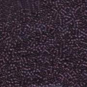 Miyuki Delica Beads 1,6mm DB0782 Transparent Dyed matt Amethyst 5gr