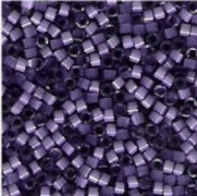 Miyuki Delica Beads 1,6mm  DB1809 Grape Taffy Satin 5gr