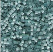 Miyuki Delica Beads 1,6mm  DB1812 Light Waterfall Aqua Satin 5gr