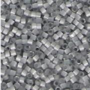Miyuki Delica Beads 1,6mm DB1816 Soft Suede Grey Satin 5gr
