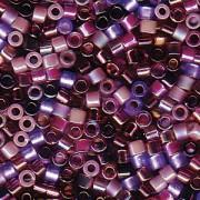 Miyuki Delica Beads 2,2mm Mix01 Lilacs 7,2 Gr.