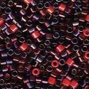 Miyuki Delica Beads 2,2mm Mix18 Vineyard 7,2 Gr.