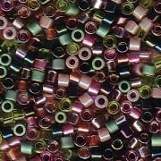 Miyuki Delica Beads 2,2mm Mix21 Lavender Garden 7,2 Gr.