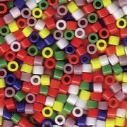 Miyuki Delica Beads 2,2mm Mix37 opaque Rainbow 7,2 Gr.