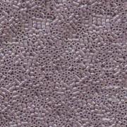 Miyuki Delica Beads 2,2mm DBM0158 opaque rainbow Lilac 7,2 Gr.