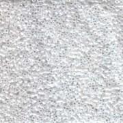 Miyuki Delica Beads 2,2mm DBM0201 opaque luster White 7,2 Gr.