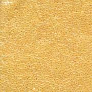 Miyuki Delica Beads 2,2mm DBM0233 opaque luster Butterscotch Yellow 7,2 Gr.