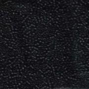 Miyuki Delica Beads 2,2mm DBM0310 matte Black 7,2 Gr.