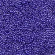 Miyuki Delica Beads 2,2mm DBM0361 metallic matte Sapphire Blue 7,2 Gr.