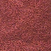 Miyuki Delica Beads 2,2mm DBM0362 matte Red 7,2 Gr.