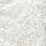 Miyuki Delica Beads 2,2mm DBM0635 silverlined alabaster Taupe 7,2 Gr.