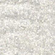 Miyuki Delica Beads 2,2mm DBM0670 satin White 7,2 Gr.