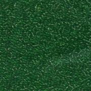 Miyuki Delica Beads 2,2mm DBM0705 transparent Lime 7,2 Gr.