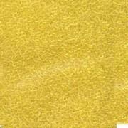 Miyuki Delica Beads 2,2mm DBM0710 transparent Yellow 7,2 Gr.