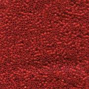 Miyuki Delica Beads 2,2mm DBM0723 opaque Red 7,2 Gr.