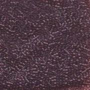 Miyuki Delica Beads 2,2mm DBM1104 transparent Mauve 7,2 Gr.