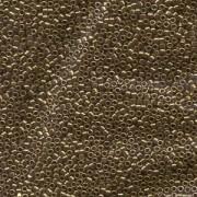 Miyuki Delica Beads 1,3mm DBS0022L metallic Light Bronze 5gr
