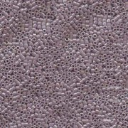 Miyuki Delica Beads 1,3mm DBS0158 rainbow opaque Lilac 5gr