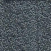 Miyuki Delica Beads 1,6mm DB1846 Duracoat galvanized Dark Seafoam ca 7,2 Gr.