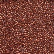 Miyuki Delica Beads 2,2mm DBM1837 Duracoat galvanized Pink Blush ca 7,2 Gr.