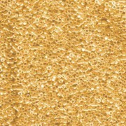 Miyuki Delica Beads 1,6mm DB1221 transparent luster Marigold ca 5gr