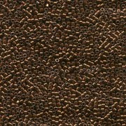 Miyuki Delica Perlen 1,6mm DB0461 galvanized Copper 5gr