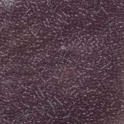 Miyuki Delica Beads1,6mm DB0711 transparent light Lilac 5gr