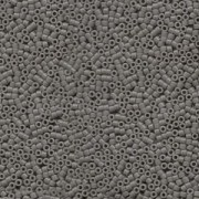 Miyuki Delica Beads 1,6mm DB0731 opaque Grey 5gr