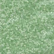 Miyuki Delica Beads 1,6mm DB0828 Satin light Mint 5gr