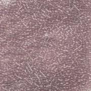 Miyuki Delica Beads 1,6mm DB1103 transparent Pink Mist 5gr