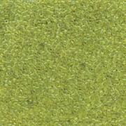 Miyuki Delica Beads 1,6mm DB1106 transparent Lime 5gr