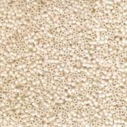 Miyuki Delica Beads 1,6mm DB1131 opaque light Butter Rum 5gr