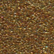 Miyuki Dreieck Beads, Triangle Beads 2,5mm 1126 transparent Amber 13gr
