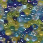 Miyuki Drop Beads 3,4mm Mix06 Lagoon ca 25gr.
