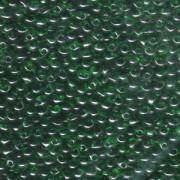 Miyuki Drop Beads 3,4mm 0146 transparent Green 10gr