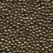 Miyuki Drop Beads 3,4mm 0457 metalic Bronze 10gr
