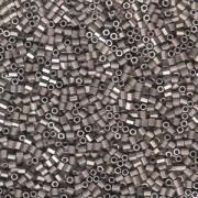 Miyuki Hexagon Beads 11C-0190F 2mm matt Nickel Plated ca10gr