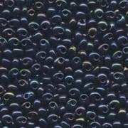 Miyuki Magatama Beads 4mm 0452 metallic Dark Blue irisierend ca 24gr
