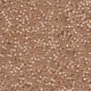 Miyuki Rocailles Beads 2mm 0642 Flesh ca 12gr