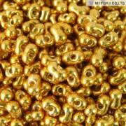 Miyuki Berry Beads 2,5x4,5mm BB4202 Duracoat Galvanized Gold ca 9gr
