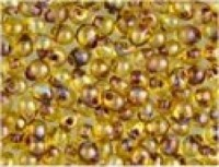 Miyuki Tropfen Beads 3,4mm 4501 transparent light Topas Picasso ca 10gr