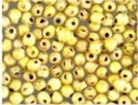 Miyuki Tropfen Beads 3,4mm 4512 opaque Yellow Picasso ca 10gr