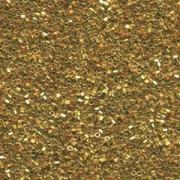 Miyuki Delica Beads 1,3mm Hexcut DBSC0031 metallic 24 Karat Gold plated ca 5gr